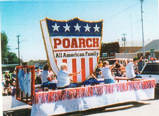 Poarch - All American Family